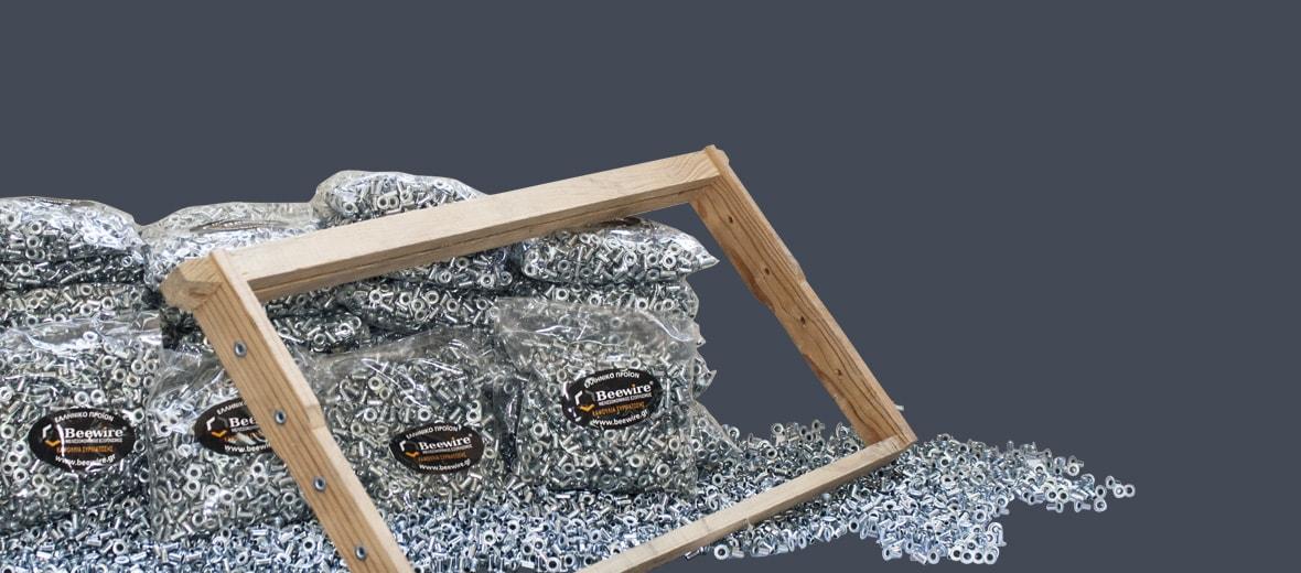 Καψούλια για προστασία του ξύλου κατά την συρμάτωση