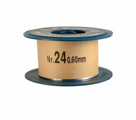 Συρμα Νουμερο 24 0.60mm 1 κιλο