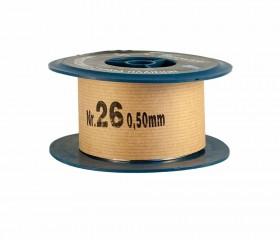Συρμα Νουμερο 26 0.50mm 1 κιλο