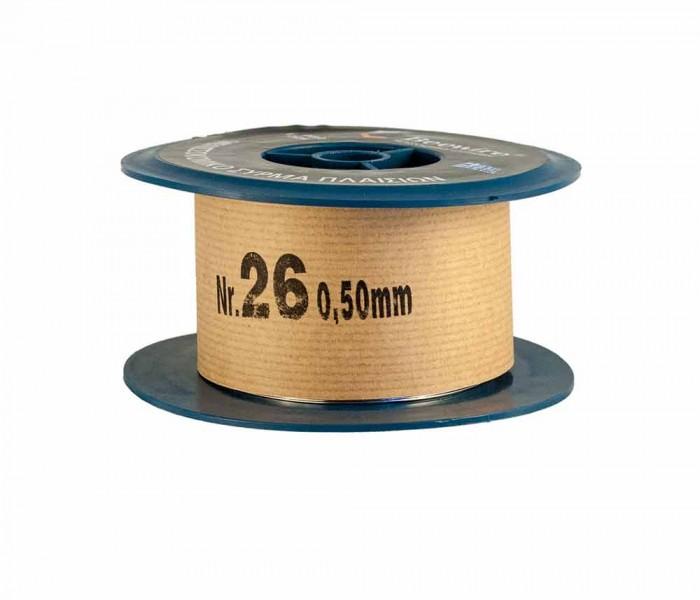 Σύρμα μελισσοκομίας 0,50mm 1 κιλό